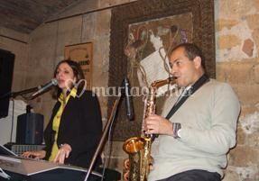 Duo variétés Jazzy pour Mariage