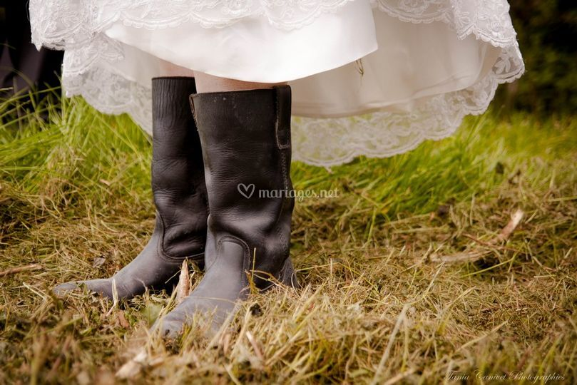 La mariée bottée
