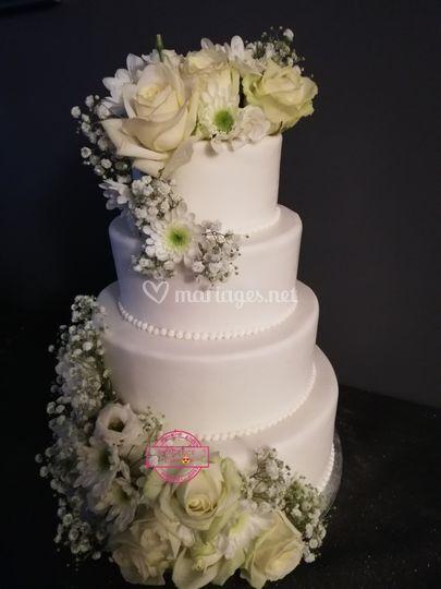 Wedding White Flowers