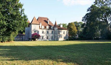Château de Candale 1