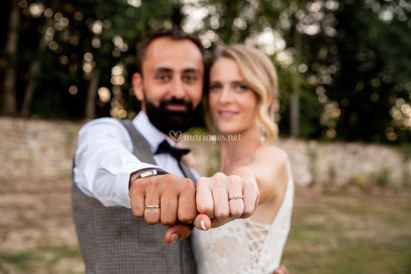 Mariage de C&Y