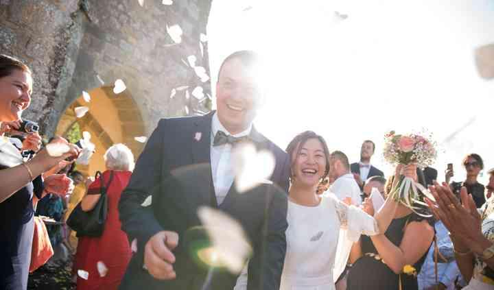 Mariage de C&A