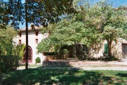 Les façades exposées sud