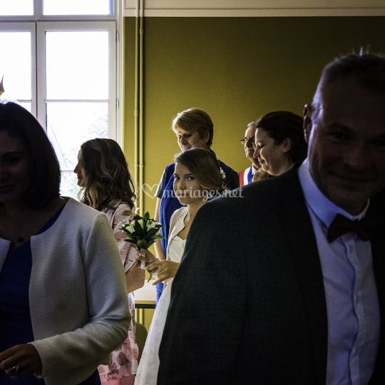 Mariage  - Nelly & Stéphane