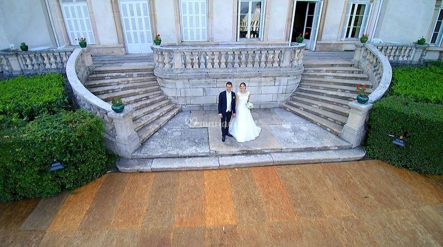 Perron des mariés