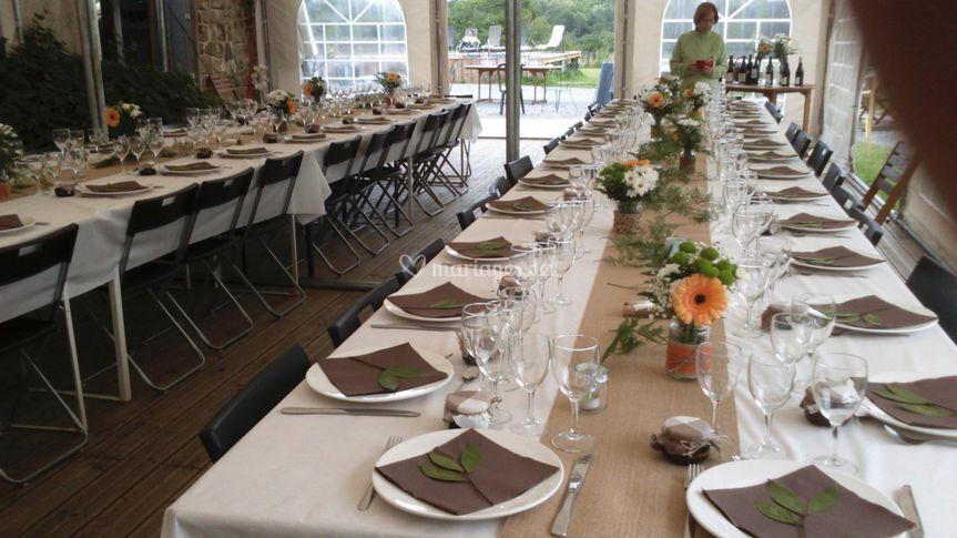 Banquet de noces