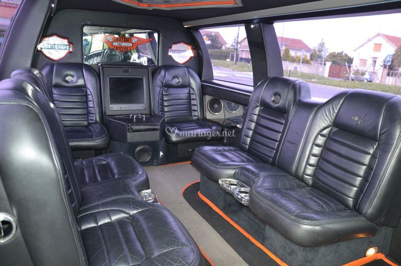 Majestic limousine for Interieur hummer