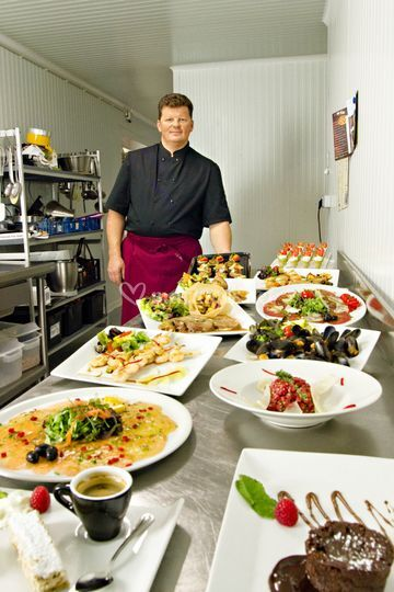 Le Chef Denis Brosset