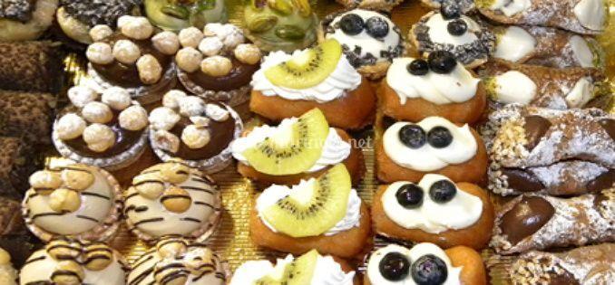 Desserts savoureux