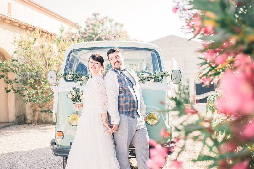 Mariage 2019 chateauneuf
