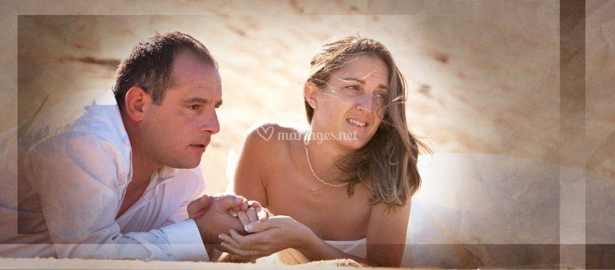 Clin d'oeil tyrosse© mariés