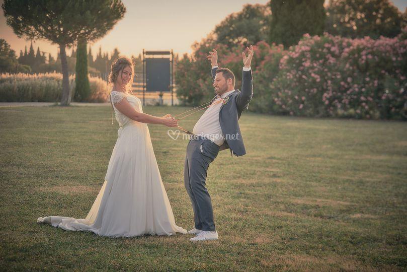 Mariage à Mauguio