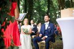 La cérémonie laique en forêt