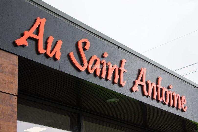 Au Saint Antoine Traiteur