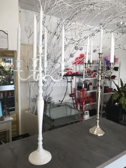 Location de chandeliers