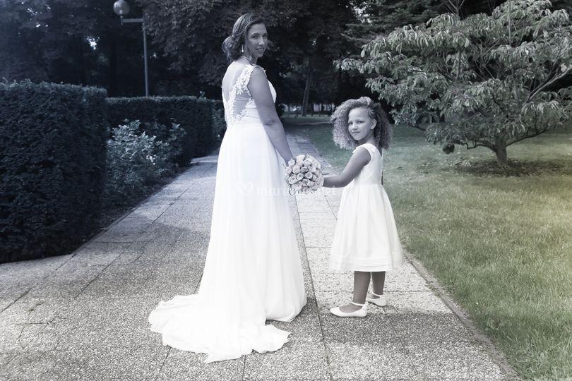 Ana et sa fille