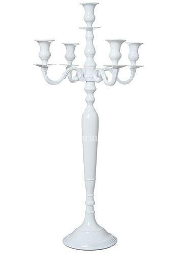 Chandelier blanc