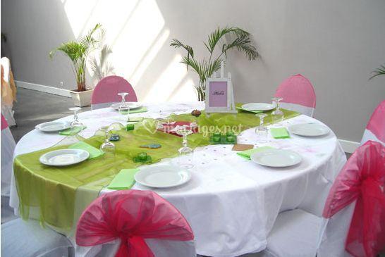 dcoration de table sur suraj restaurant indien - Traiteur Indien Mariage
