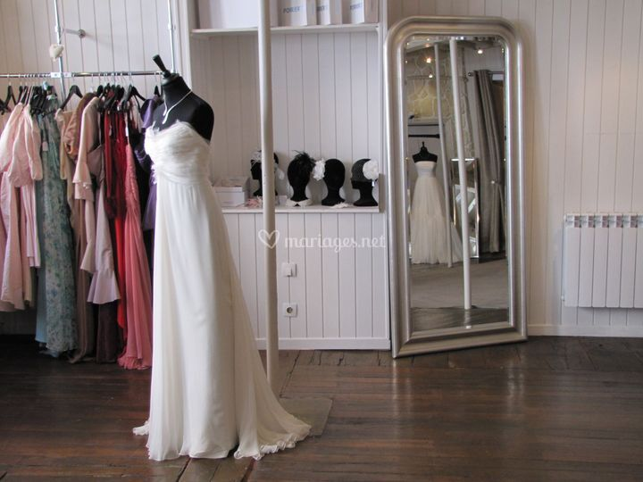 Une vue du magasin