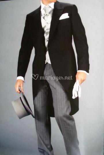 Costume Jacket anglaise