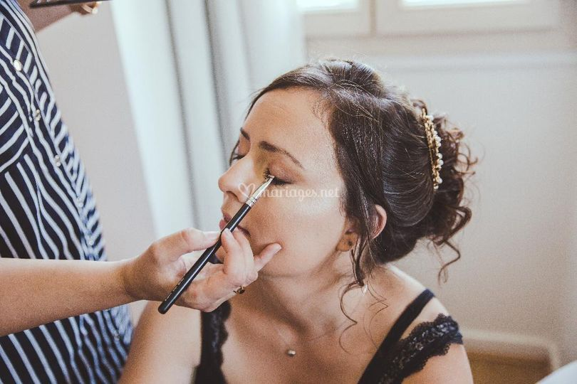 Fatma Dahou - Make up & Hairstyle