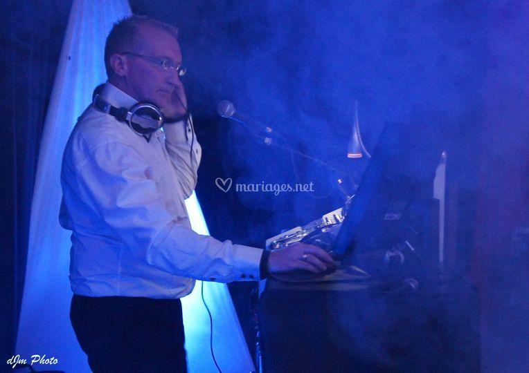 DJ Music Animation