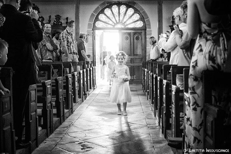 Entrée d'église