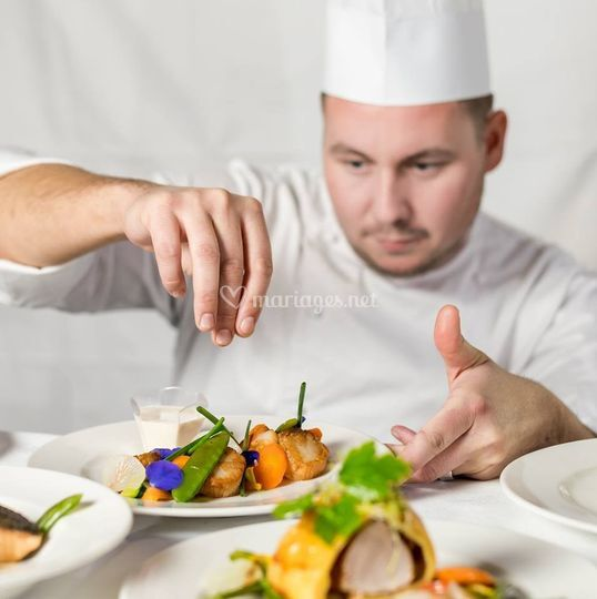 Chef Clément ARRIGONI