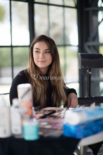 MoonLight Makeup Artist - Hair