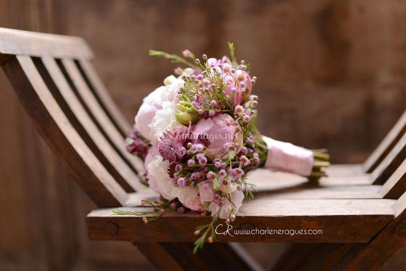 Bouquet de mariée (à lancer)