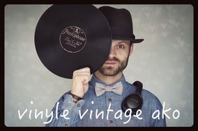 Vinyle Vintage Ako