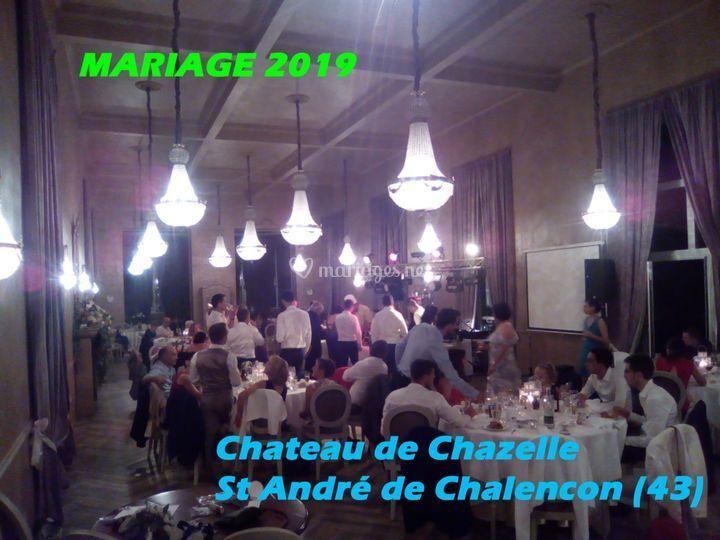 St André de Chalencon