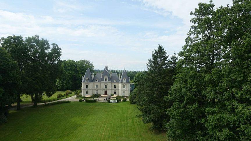 Chateau Le Saz