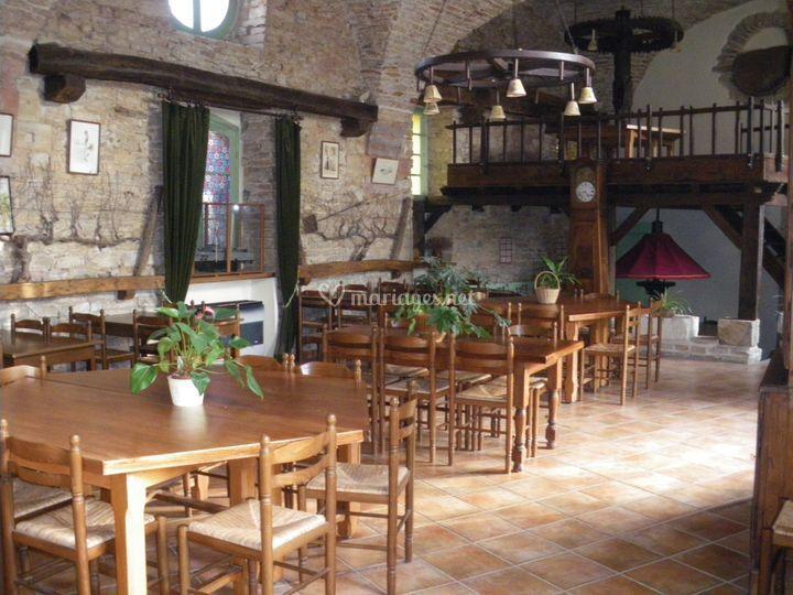 Salle du Petit Château