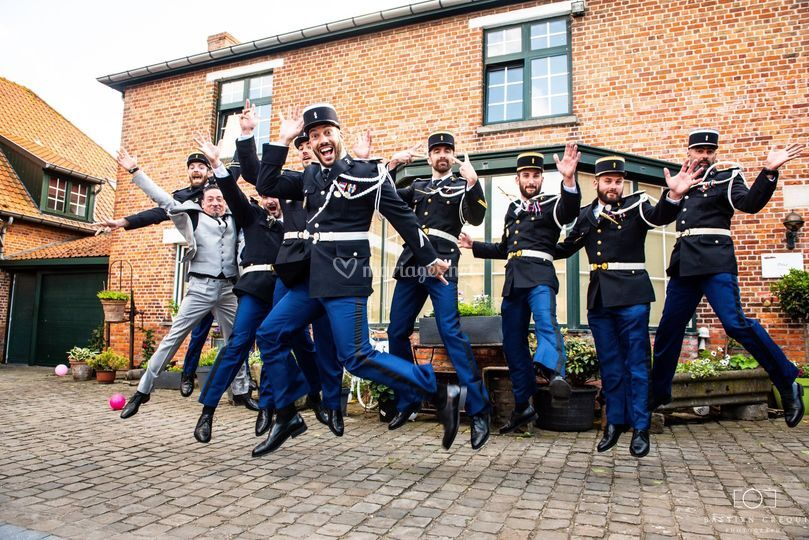 L'equipe de Gendarme