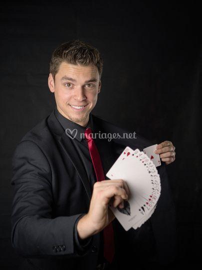 Magicien professionnel Breizh