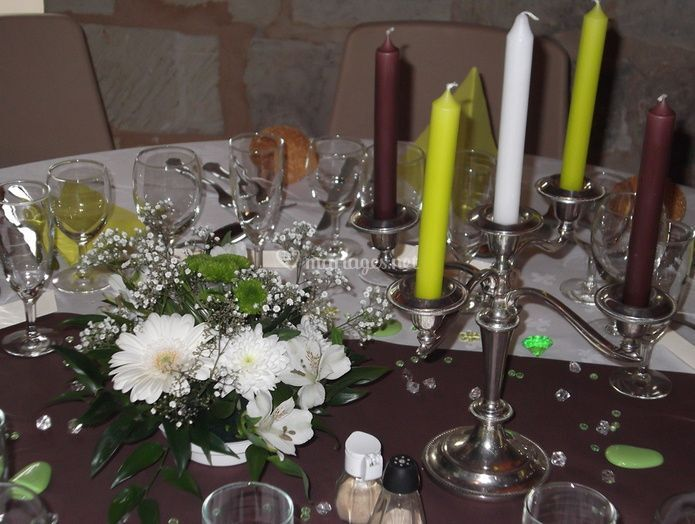 Décorations de table