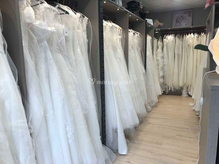 Les robes de mariées