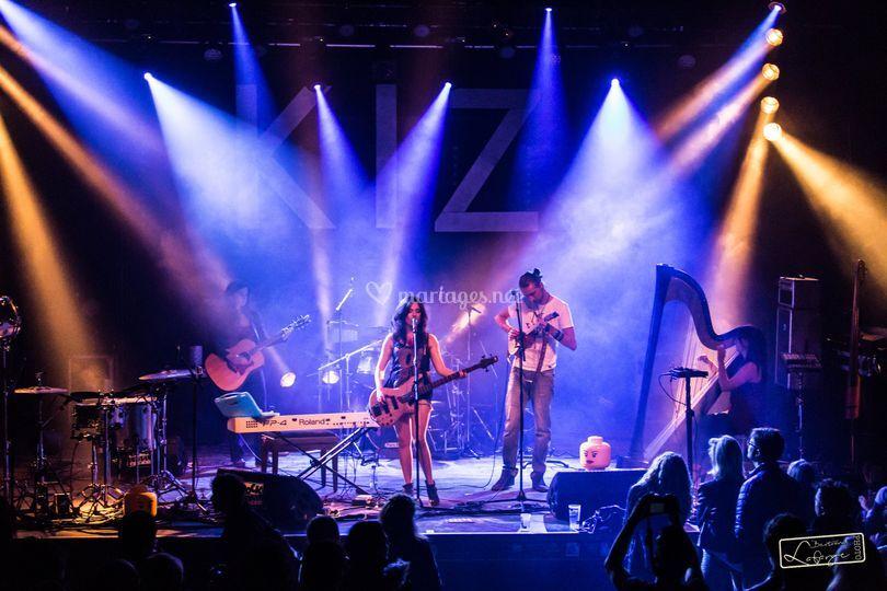 En concert - Barbey