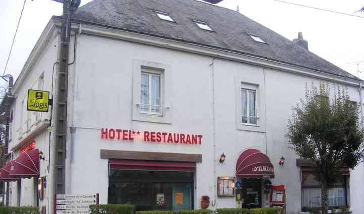 L'hôtel - restaurant (Logis de France)