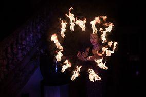 Lunart-X- Spectacle de feu, lumière et artifice