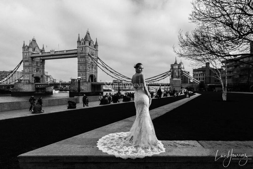 Photo de mariage à Londres