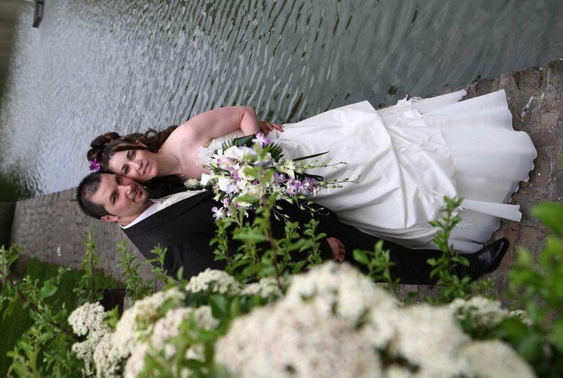 Photo Mariage au bord de l'eau