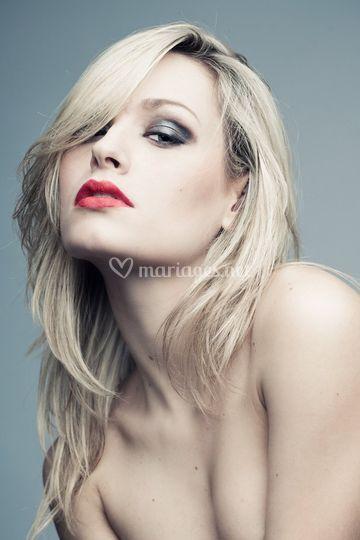 Maquillage séance photo