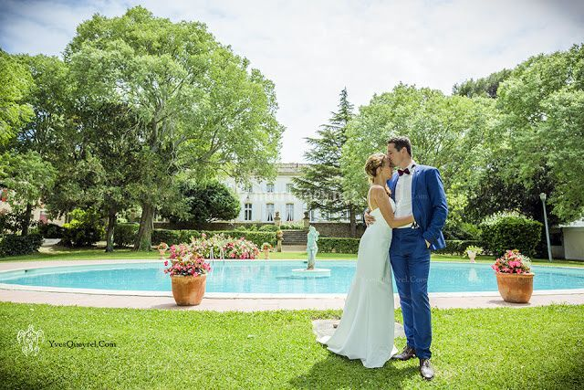 Nos mariés Chateau caseneuve