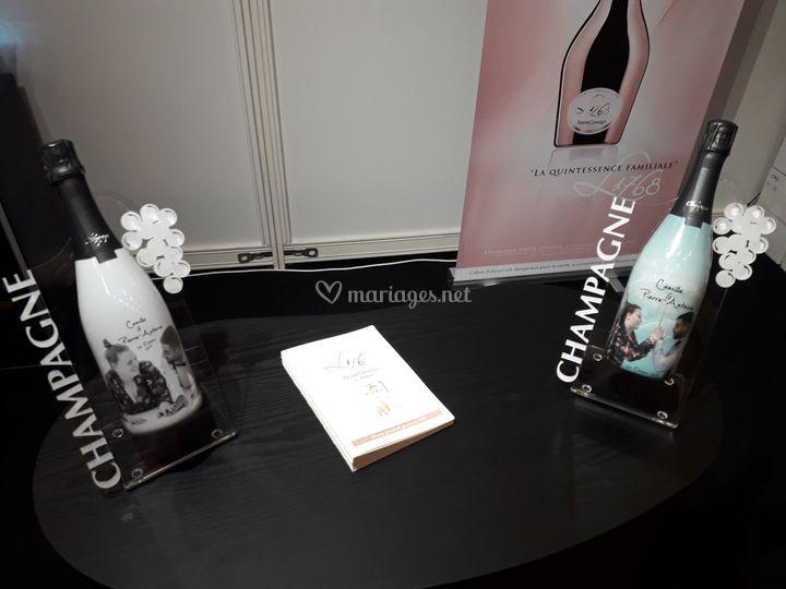 Champagne André Lenique