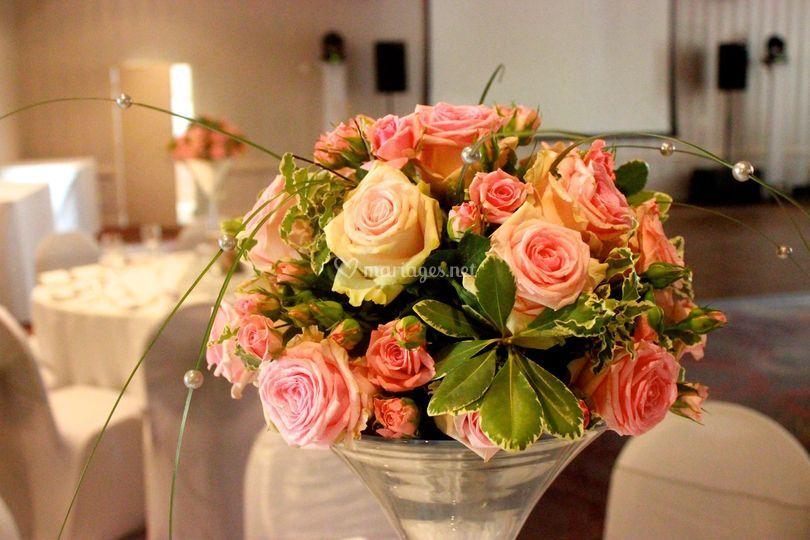 Bouquet de table