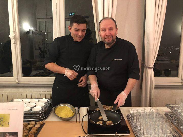 L atelier foie gras