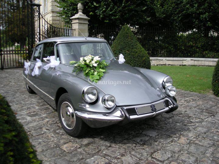 DS grise 1968