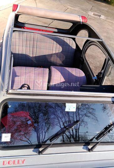 Citroën 2CV version Dolly